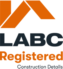 LABC Registered Construction Details logo